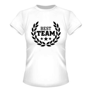 Best Team Damen T-Shirt