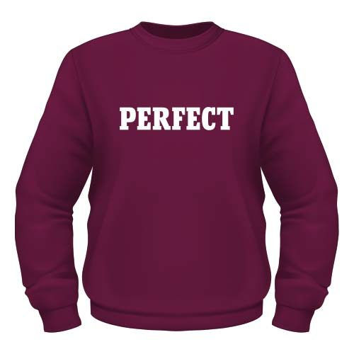 Perfect Sweatshirt - Burgund