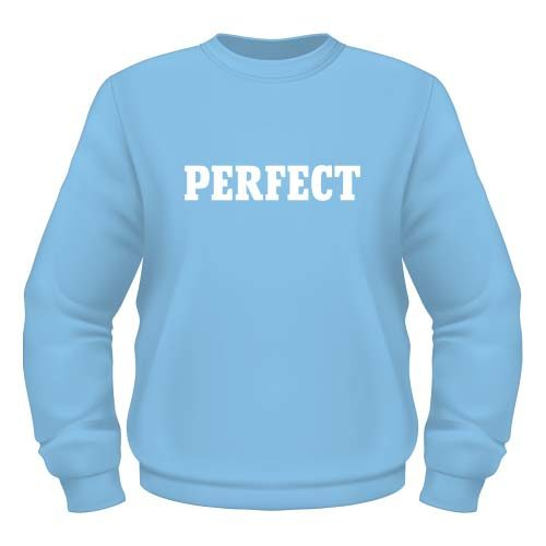 Perfect Sweatshirt - Pastellblau