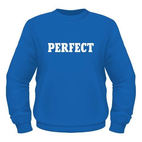 Perfect Sweatshirt - Royal