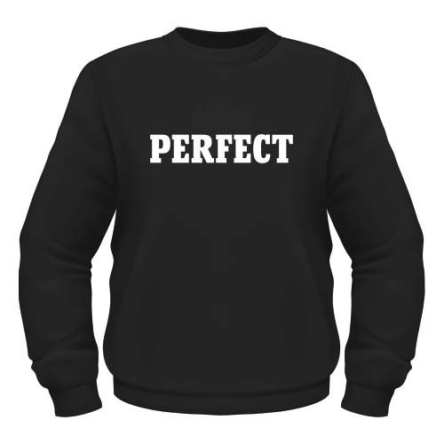 Perfect Sweatshirt - Schwarz